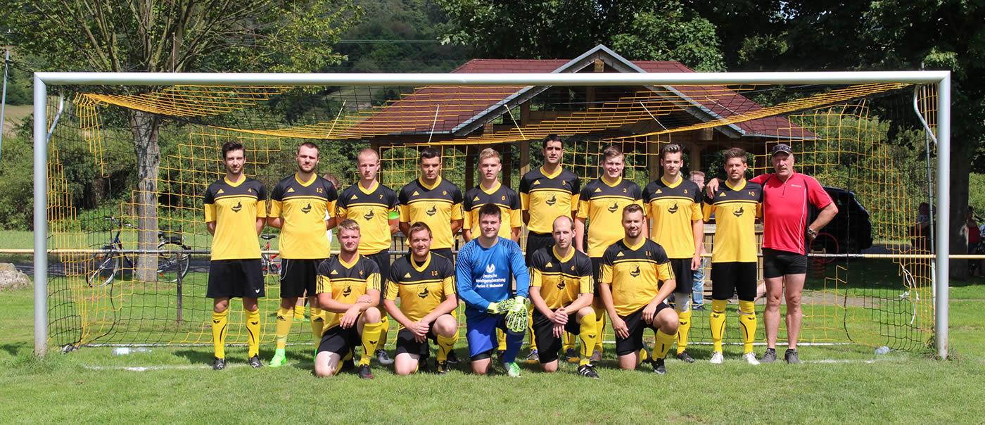 TSV Baumbach - 1. Mannschaft 2017/2018