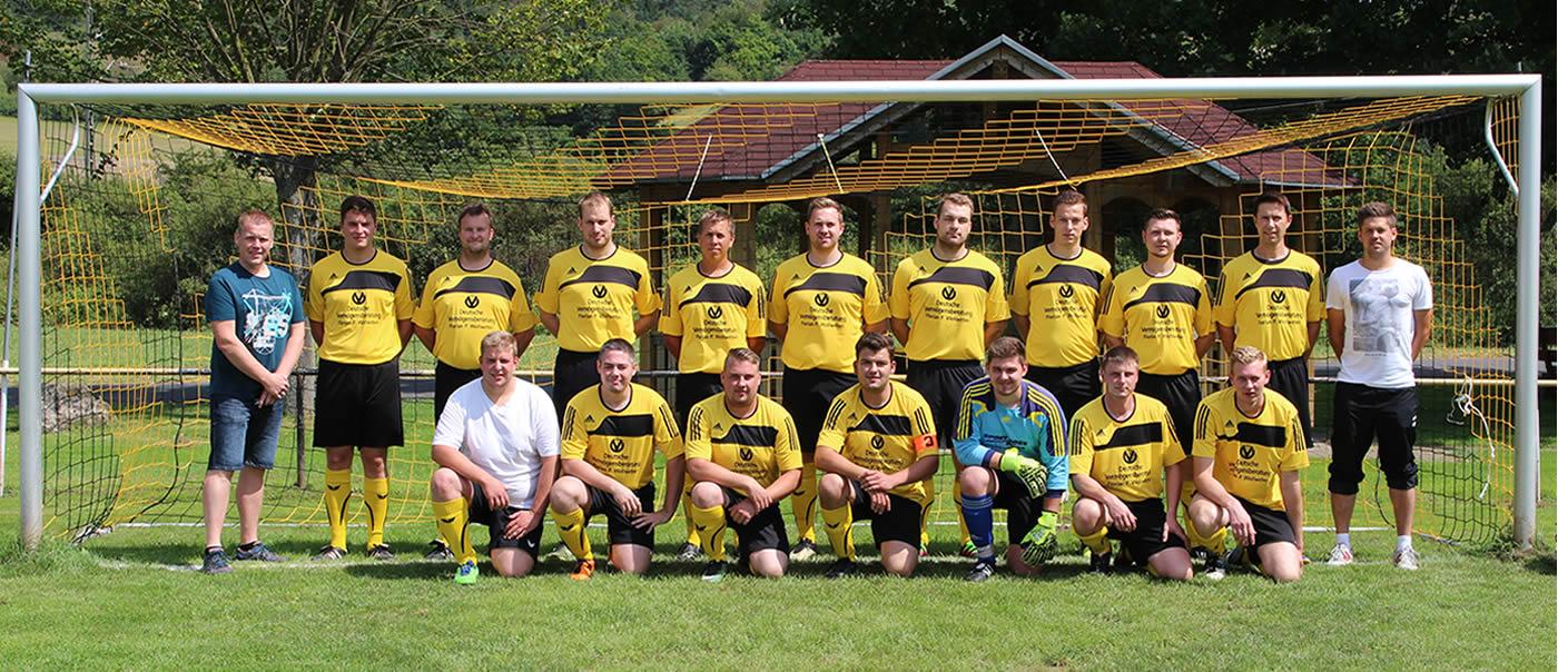 TSV Baumbach - 2. Mannschaft 2017/2018
